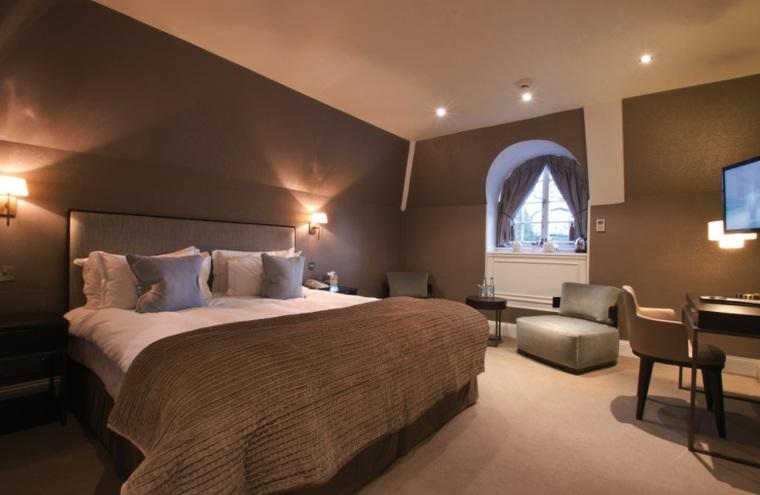 decoracion ambiente dormitorio sillon comodo ideas