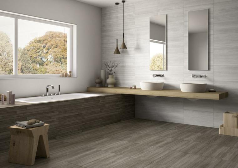decoracion baños modernos bonito ideas