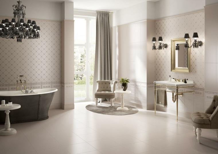 Decoracion ba os modernos 36 dise os espectaculares for Muebles para decoracion de banos