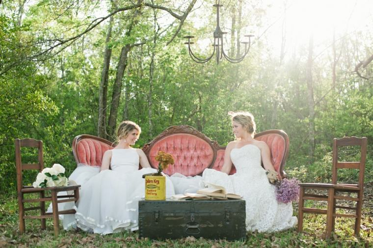 decoracion boda vintage cofre ideas