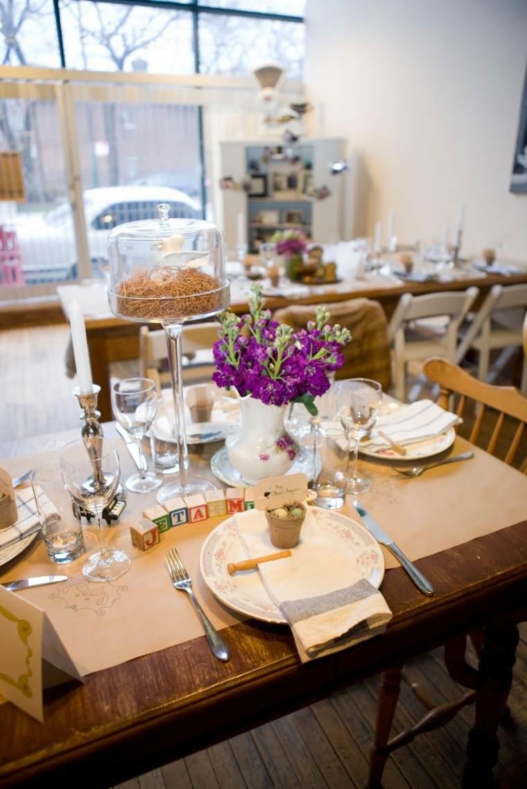 decoracion-bodas-vintage-flores-purpura