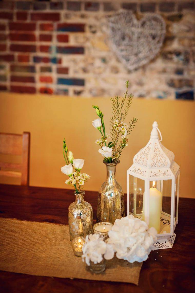 decoracion boda vintage romantica ideas