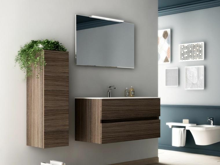 Ideas Para Decorar Baños Ceramica:Decoracion de baños 36 ideas excepcionales -