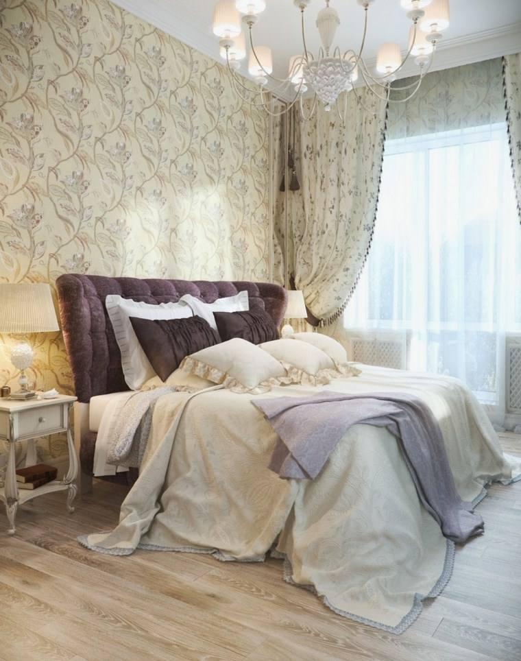 decoracion dormitorios moderno diseno clasico elegante ideas