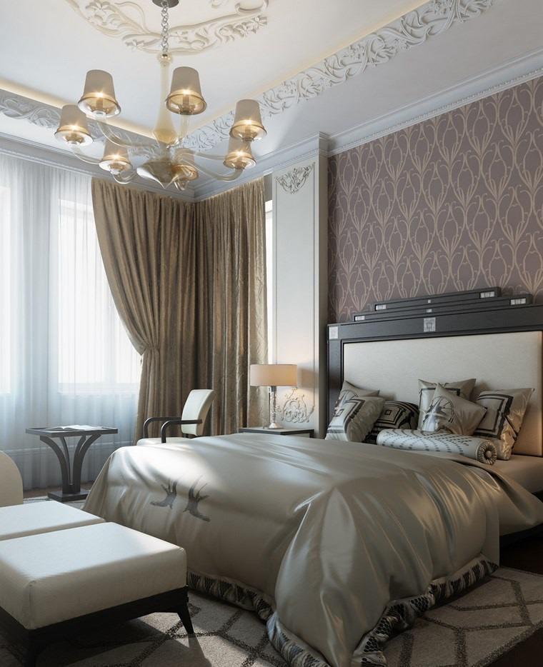 decoracion dormitorios moderno diseno estilo lujoso ideas