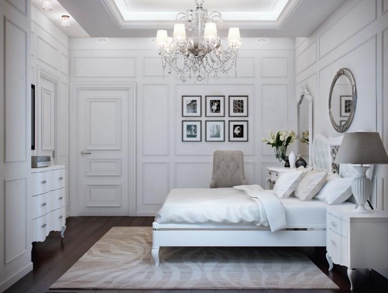 Decoracion dormitorios 100 dise o apasionantes - Decorar paredes dormitorio ...