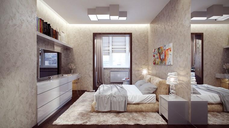Decoracion dormitorios 100 dise o apasionantes - Dormitorios colores claros ...