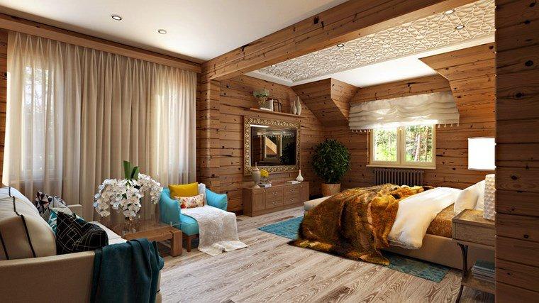 decoracion dormitorio modernos sillones detacan ideas
