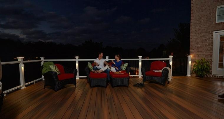 decoracion terrazas muebles comodos rattan ideas