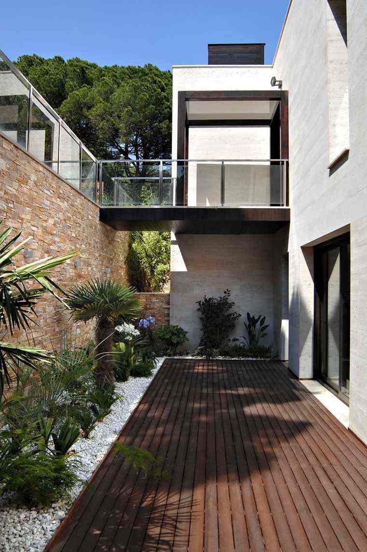 decoracion terrazas plantas diseno minimalista ideas