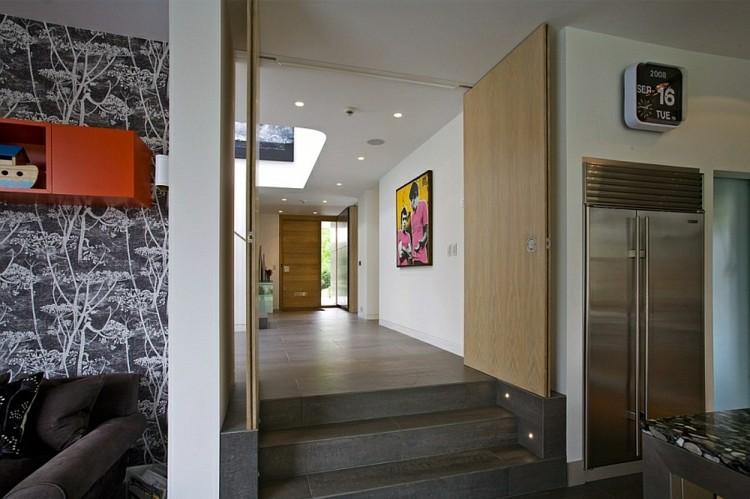 decoraciones-modernas-diseño-entrada