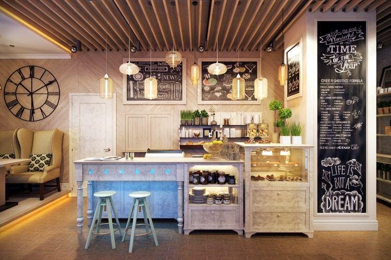 Decoracion cocinas peque as con estilo y modernidad - Ideas de decoracion originales ...