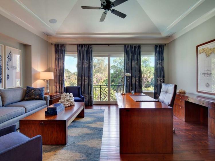 decorar con arte habitacion detalles salones madera