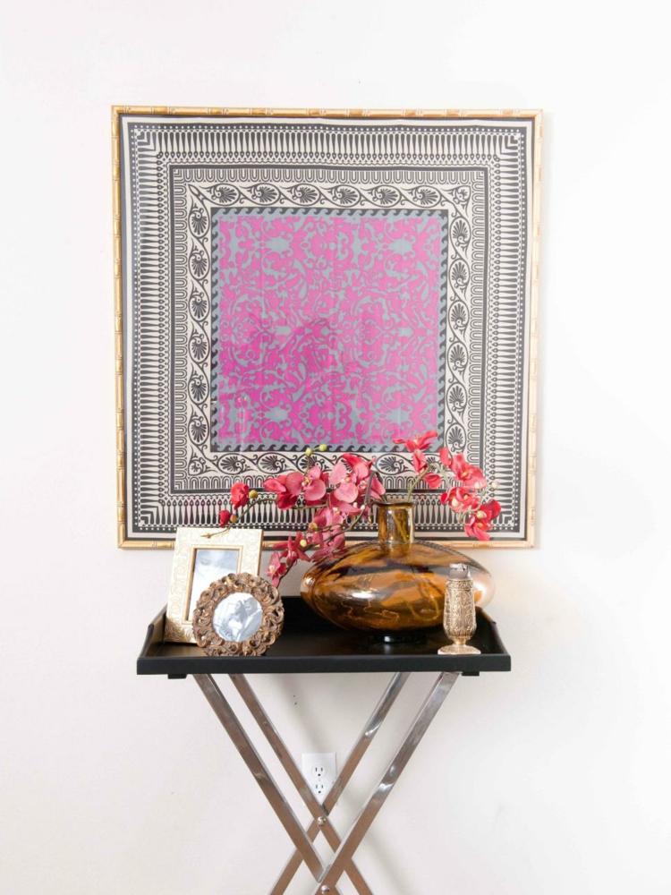 decorar con arte habitacion detalles variantes cuadro