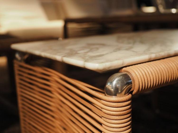 detalles diseños muebles variantes tejidos