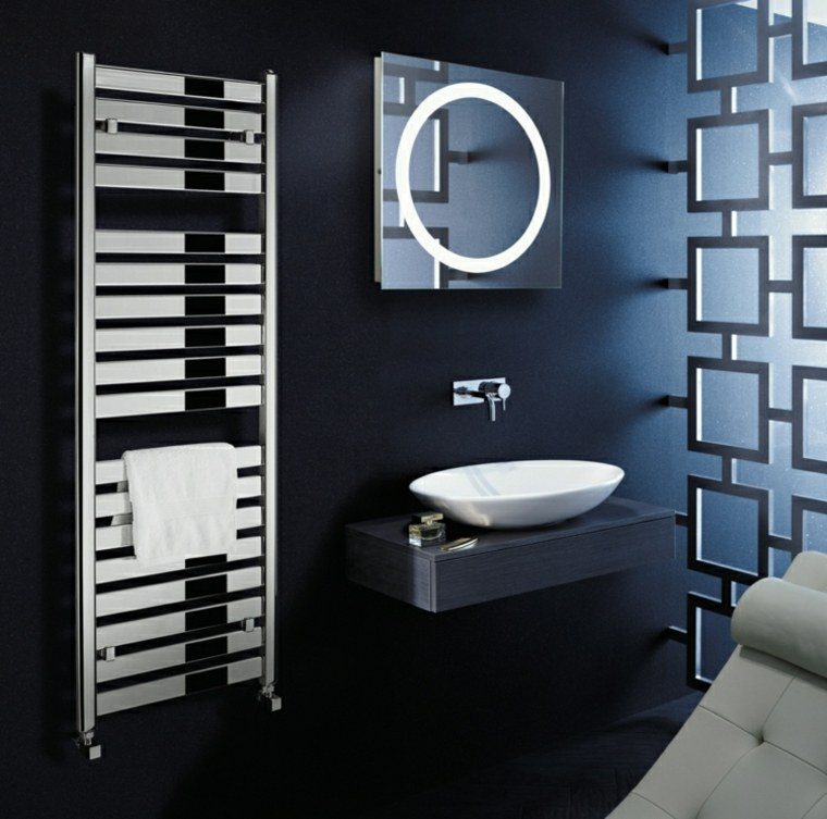 diseño cuarto baño estilo moderno