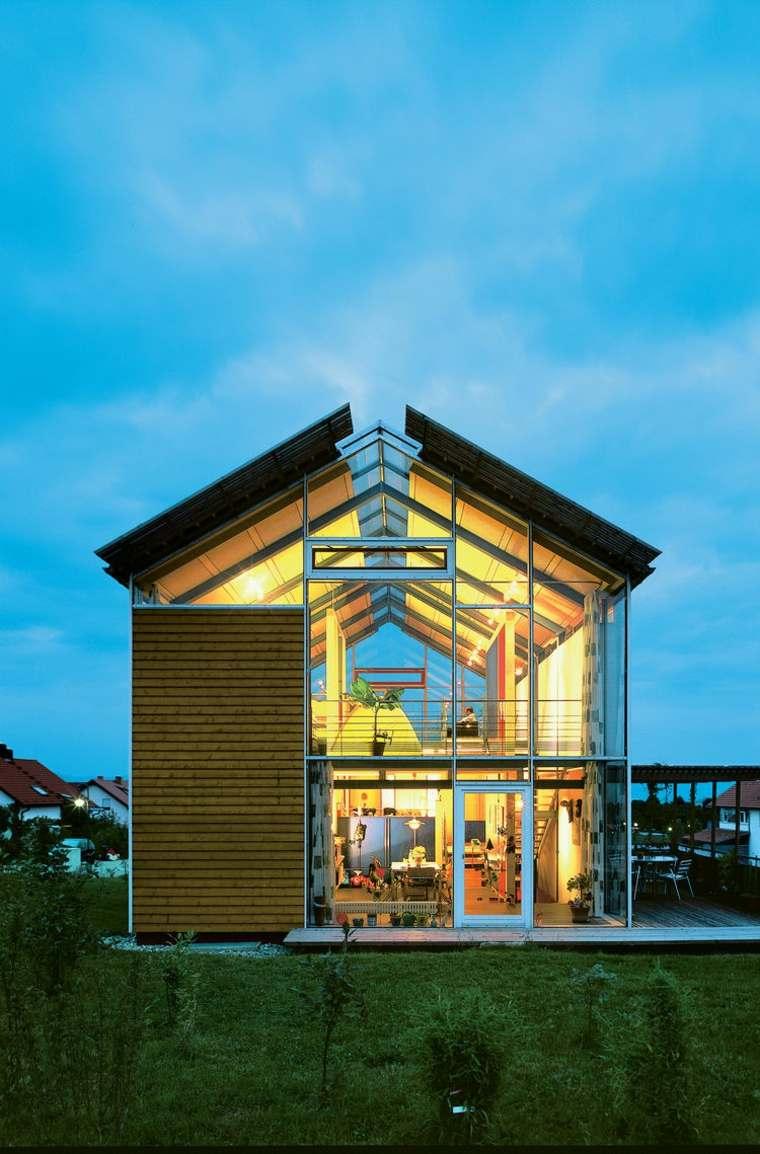 casa moderna arquitectura diseño