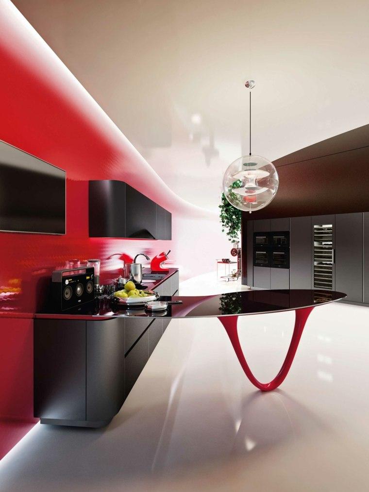 diseño cocina Ola Snaidero