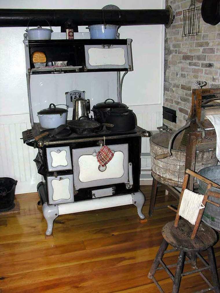 diseo mueble cocina retro vintage