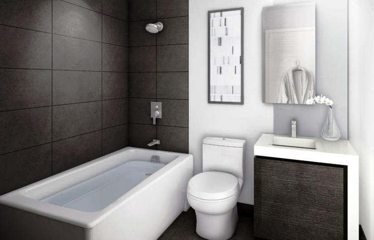 Diseño cuarto de baño pequeño: 11 excelentes ideas para un cuarto ...