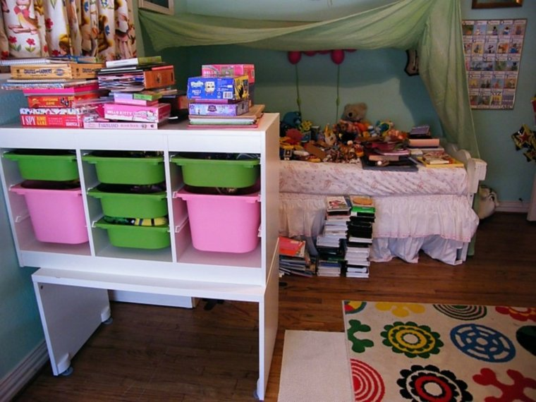 diseño dormitorio infantil originales muebles