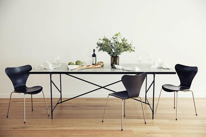 diseño elegante piezas comedores ideas plantas