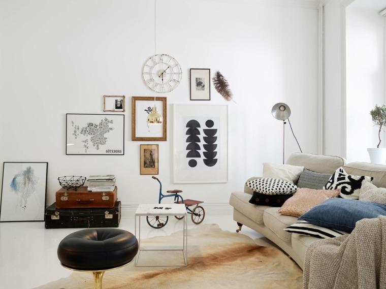 diseño interior estilo nórdico