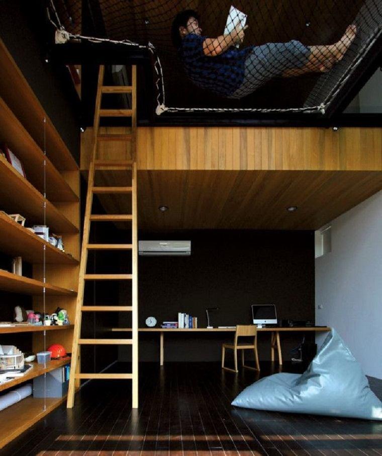 diseños interiores pequeños funcionales