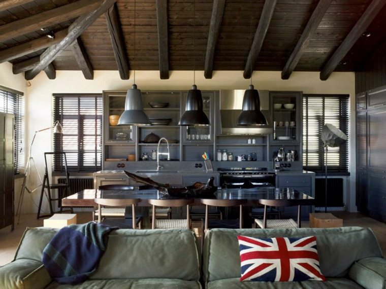 industrial home interior estilo industrial una decoraci 243 n joven y urbana 12593
