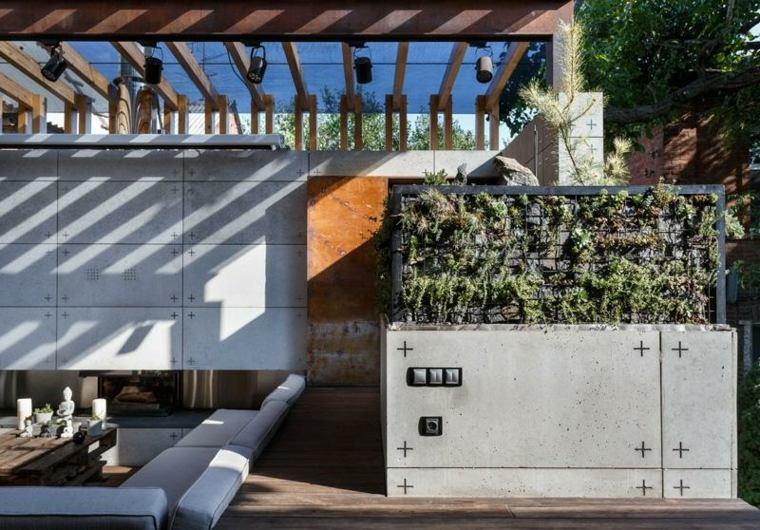 diseño moderno arquitectura paisaje
