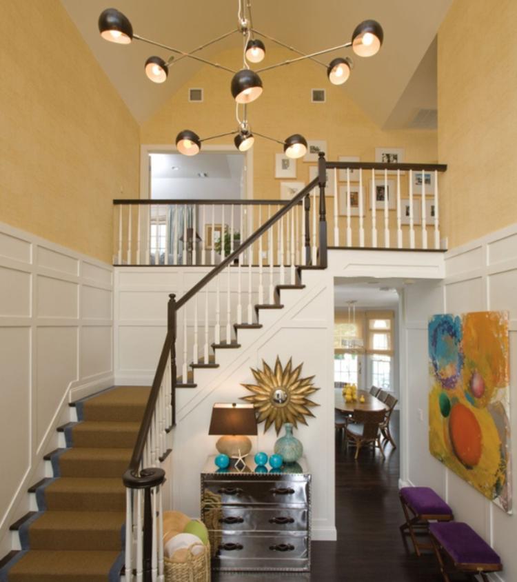 Recibidores con encanto 38 ideas para decorar - Decoracion de recibidores ...