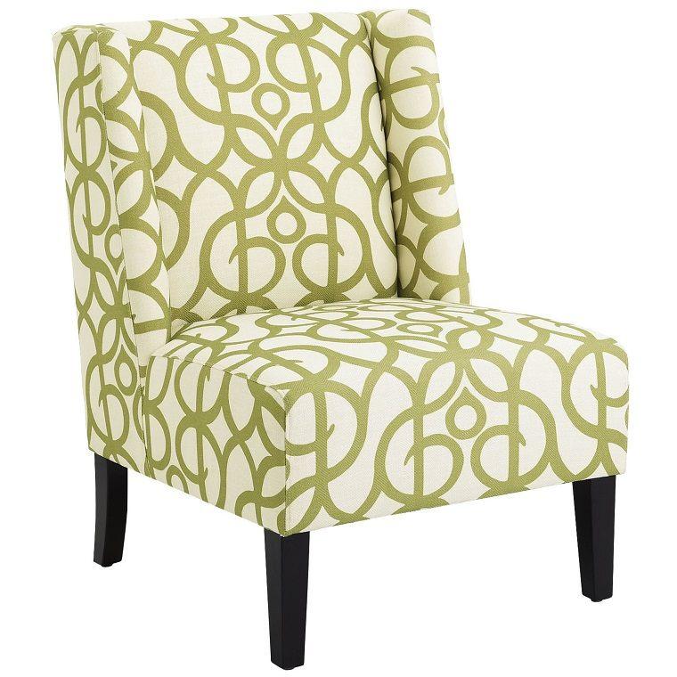 diseño moderno estampados sillón