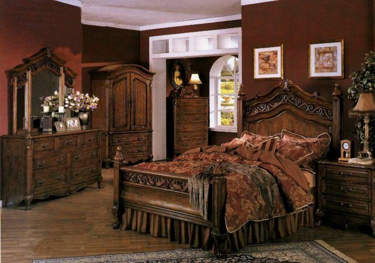 diseño vintage muebles madera