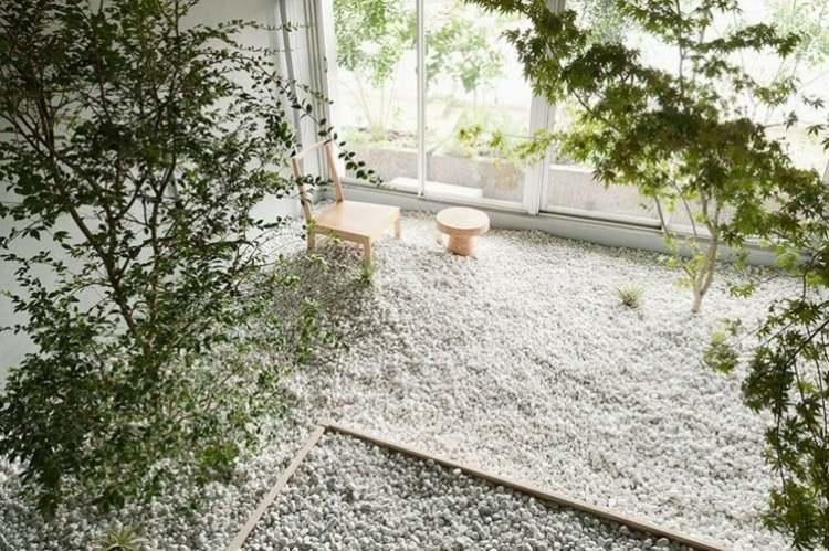 original disñeo jardín zen pequeño