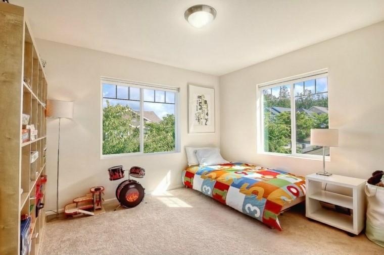 diseños habitaciones estilo minimalista
