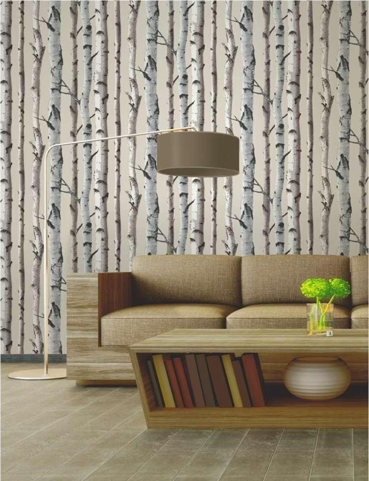 Papeles pintados para la decoraci n de paredes 38 dise os - Papeles pintados de pared ...