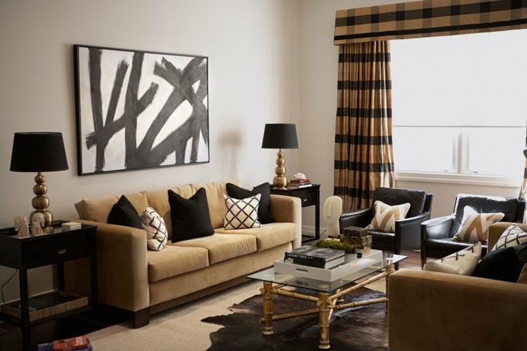 dorados mesa pequeña ideas soluciones pinturas