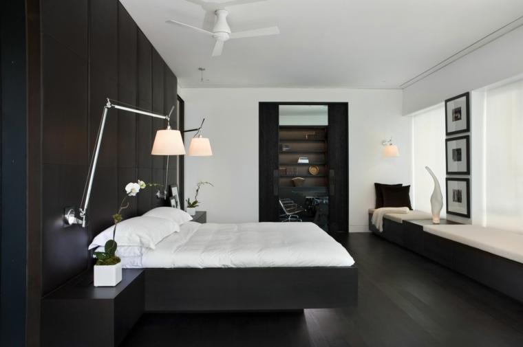 dormitorio original opciones espacios oscuro ideas