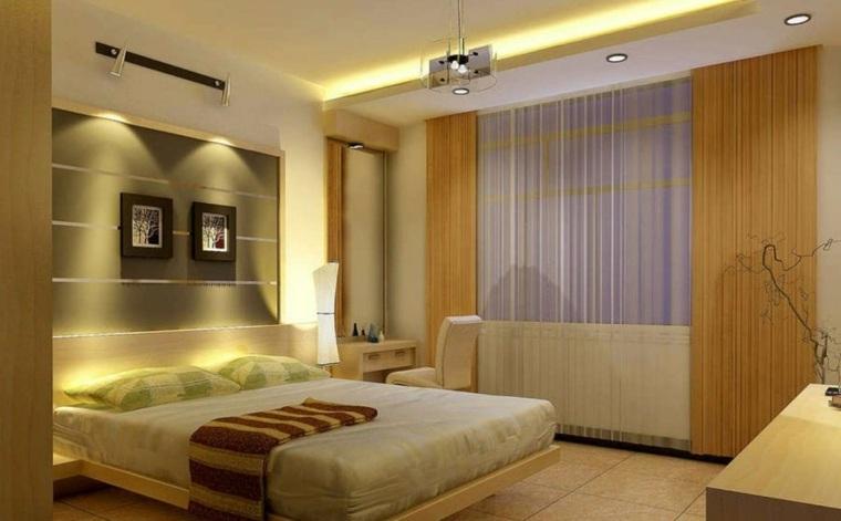dormitorio original opciones inspiradosras madera natural ideas