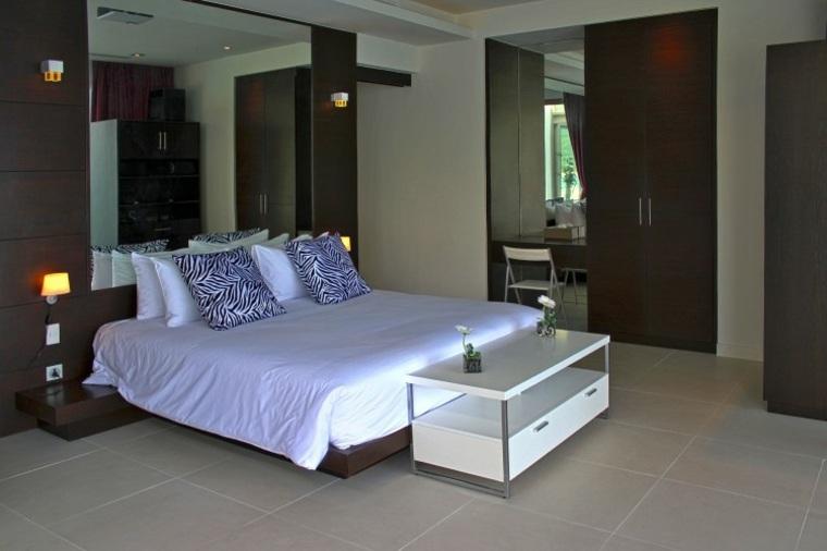 Dormitorios romanticos m s de 35 ideas irresistibles for Espejo grande dormitorio