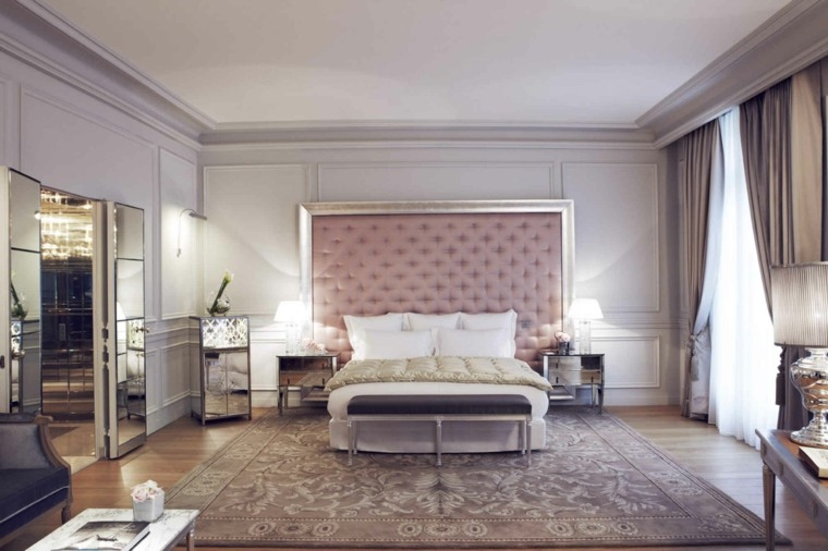 Dormitorios romanticos m s de 35 ideas irresistibles for Decoracion comodas habitacion matrimonio