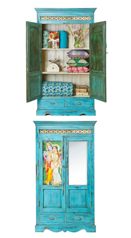 Decoracion De Interiores De Estilo Boho Chic 38 Dise Os  # Muebles Hippies