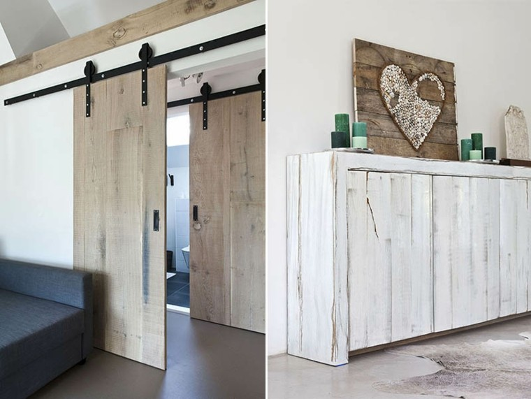 diseño elementos madera Sijmen Interiors