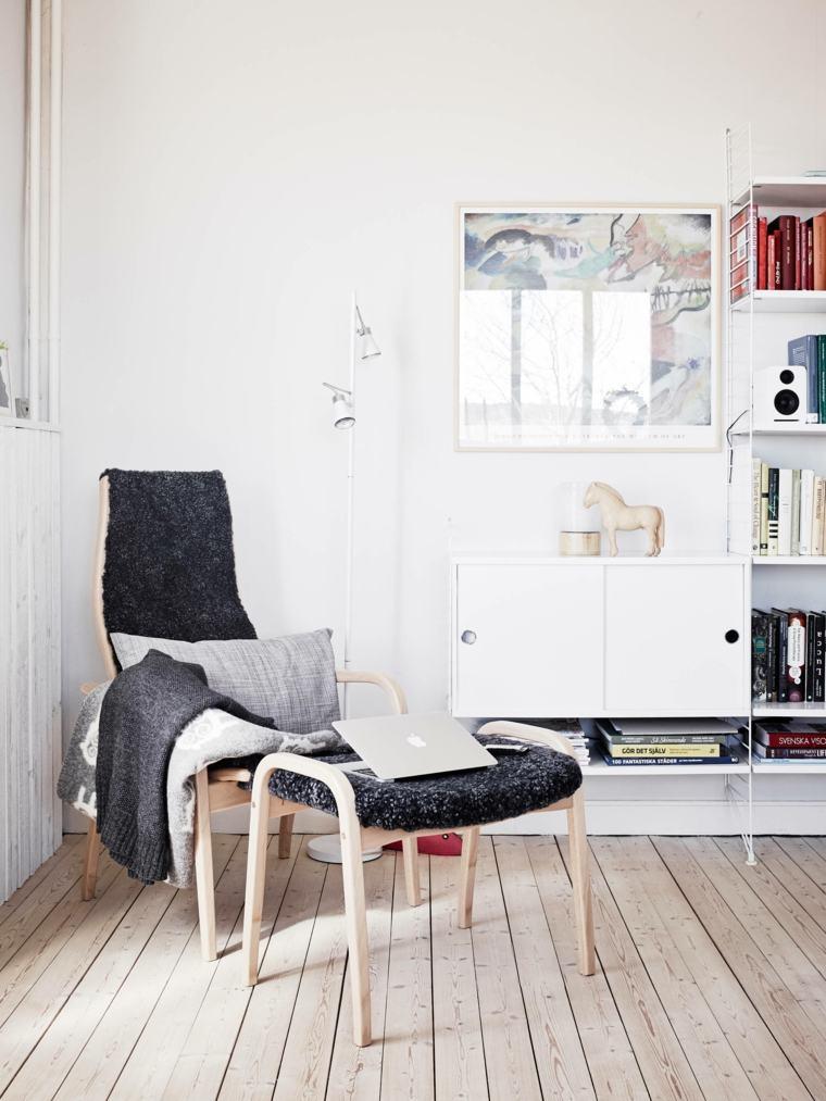 elementos muebles madera natural deco