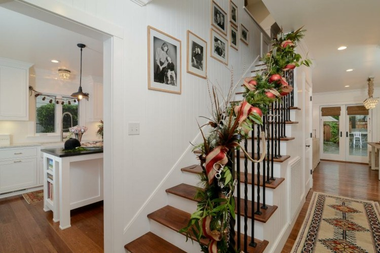 escaleras decorado soluciones variantes blancos