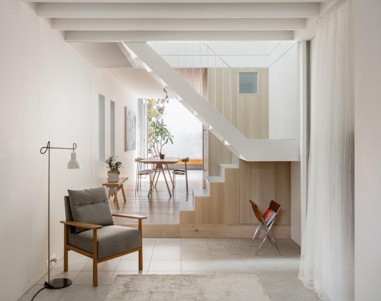 Fotos escaleras interiores de casas amazing escaleras - Escaleras para interior de casa ...