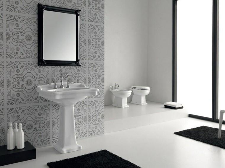 Espejos para ba o 25 dise os para decorar la pared for Espejos para banos modernos