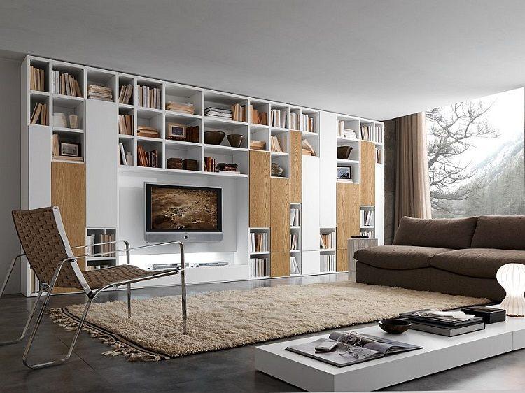 estantes libreros casas variados metal