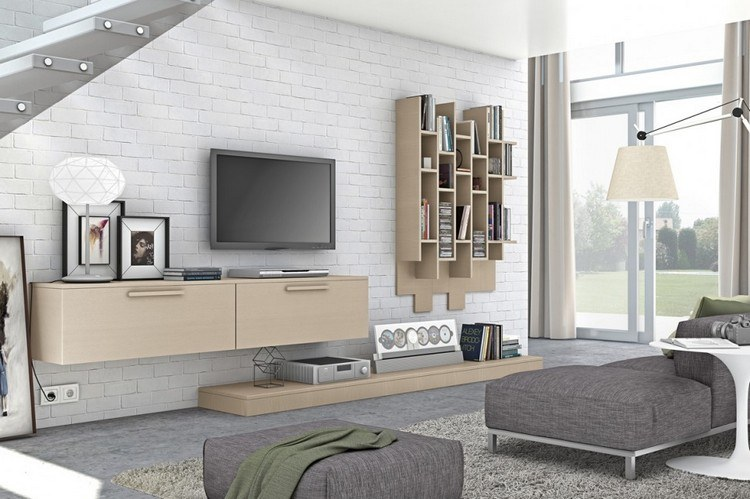 Mobiliario paredes y salones opciones funcionales con - Salones abiertos ...