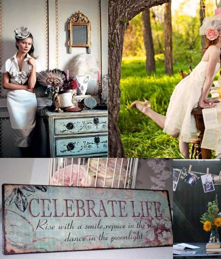 Decoracion bodas vintage - Decoracion vintage retro ...